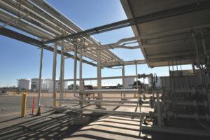 Albuquerque Pumps Vecenergy's  Total Capacity Over 2.1 Million Barrels