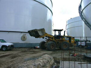 Ranger South Finishes Site Work For Vecenergy's Petroleum Terminal At Port Everglades