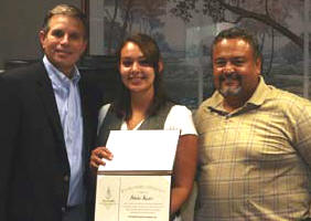 $10,000 College Scholarships Awarded To Mercedes Machado, Natasha Rosales, 8 Others