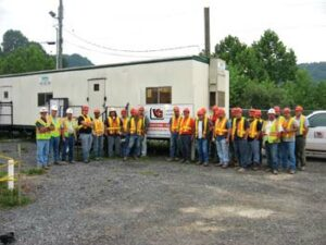 "Crews Achieve ""No Lost Time"" Milestones"