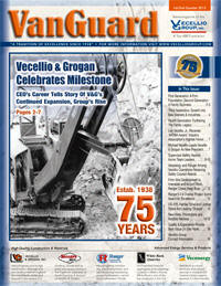Vecellio & Grogan's 75th Anniversary Featured In 1st/2nd Quarter 2013 VanGuard