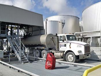 The Vecenergy division includes South Florida Materials Corp. in Port of Palm Beach.