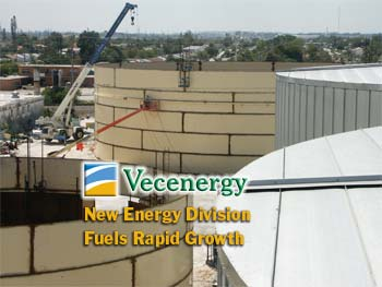Vecenergy - New Energy Division Fuels Rapid Growth