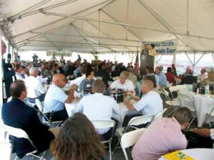 Port Celebrates Grand Opening Of Diesel Terminal
