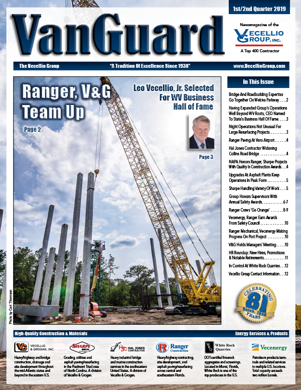 Vecellio Group's VanGuard Online Magazine