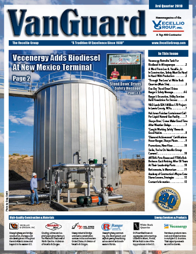 VanGuard 3rd Quarter 2018 -- Published by Vecellio Group, Inc.